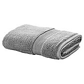 WEST PARK 600gsm EGYPTIAN COTTON HAND TOWEL CHARCOAL