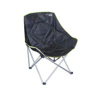 Yellowstone Serenity XL Camping Chair Black