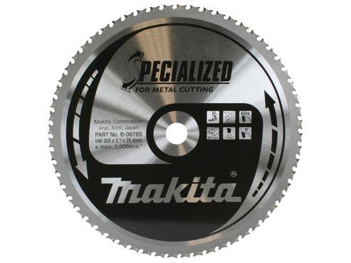 Makita B-09765 TCT Blade 305 x 25mm 60 Tooth