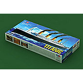 RMS Titanic 1:1200 Scale Model Kit - Hobbies