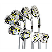 Forgan Of St Andrews Golf Iwd3 4-Sw Iron Set - Graphite - Regluar Flex