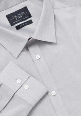 d45f5ac312283 Buy F&F Easy Care Slim Fit Shirt from our Men's New In range - Tesco