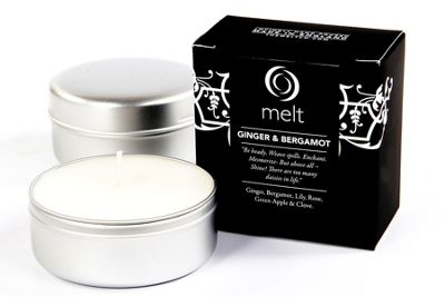 c5517c42bf Buy Melt Ginger and Bergamot Scented Travel Candle from our Candles ...