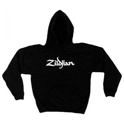 Zildjian Classic Black Hoodie Large