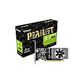 Palit GeForce GT 1030 2 GB GDDR5 PCI Express 3.0 Low Profile Graphics Card - Black