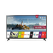 LG 65UJ630V 65 Inch 4K Ultra HD HDR Smart LED TV with Freeview Play
