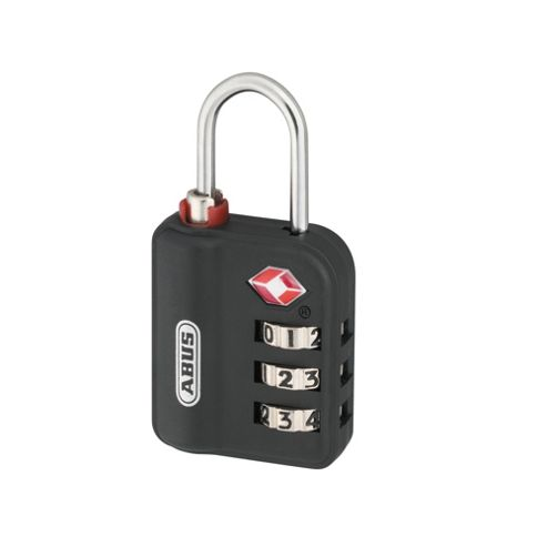 147TSA 30mm Combination Luggage Padlock