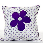 Sweet Violet Children's Cushion