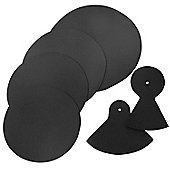 Tiger Drum Silencer Pads for Rock Drum Kits