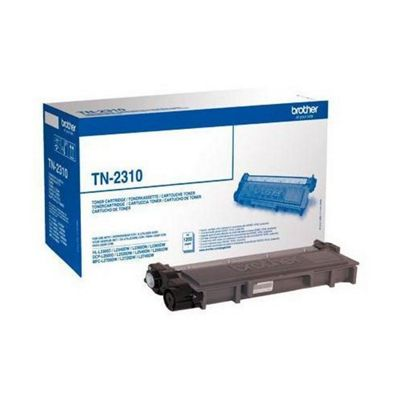 Brother TN2310 Black Toner Cartridge 1200 Pages