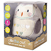 Gro Ollie The Owl