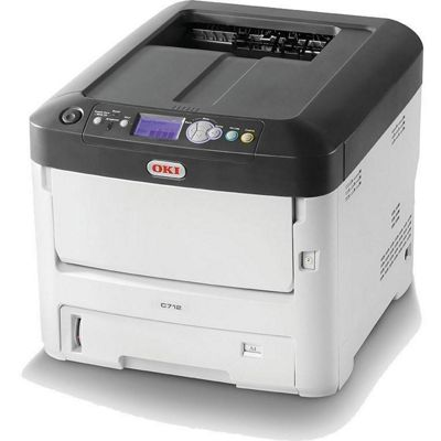 Oki A4 Colour Laser Printer 32ppm Mono30ppm Colour 1200 X 600 Dpi 3 Years On-site Warranty