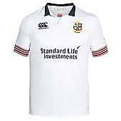 British & Irish Lions Rugby Kids Pro Training Top - White - White