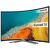 Samsung UE49K6300 49 Inch Smart Curved WiFi Built In Full HD 1080p LED TV with Freeview HD
