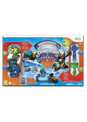 Skylanders Trap Team Starter Pack (Wii)