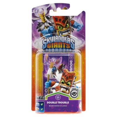 Skylanders Giants - Single Character - Double Trouble