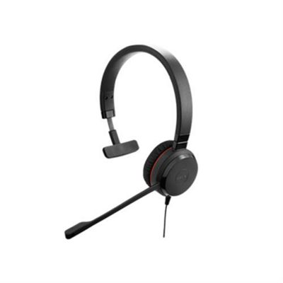 Jabra Evolve 30 II Monaural Head-band Black headset