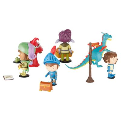 Mike The Knight 3 Action Figure