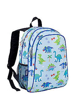 Children's Dinosaur Backpack with Side Pocket