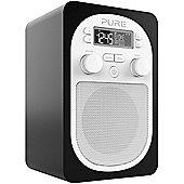 Pure Evoke D1 DAB/FM Portable Radio (Black)
