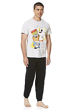 Freemantle Media Danger Mouse Pyjamas - Grey