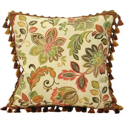 Riva Home Walden Rust Cushion Cover - 45x45cm