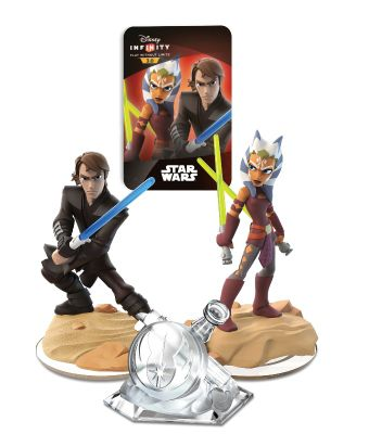 Infinity 3.0 Star Wars, Twilight Of The Republic Play Set Multi