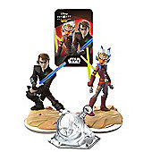 Infinity 3.0 Star Wars, Twilight Of The Republic Play Set Multi