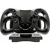 Venom Official Sony PlayStation 4 Licensed Pace Racing Wheel PS4