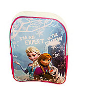Frozen I'm an Expert on the Snow Backpack
