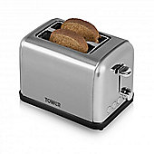 Tower T20002 2 Slice Stainless Steel Toaster - Silver