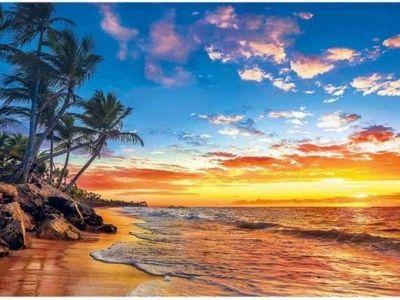 Paradise Beach - 500pc Puzzle