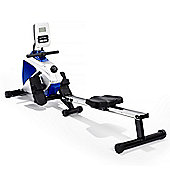 Marcy Azure RE1016 Magnetic Rowing Machine Folding with Phone Tablet Stand