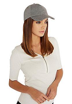 F&F Baseball Cap - Grey marl