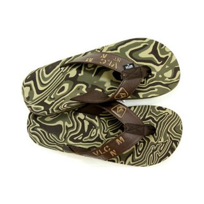 Volcom Scout Ops Creedler Sandals