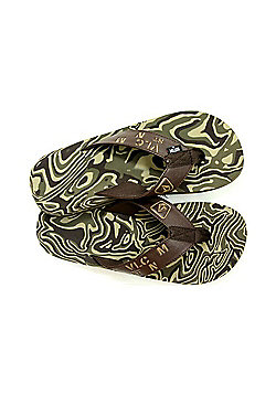 Volcom Scout Ops Creedler Sandals - Multi