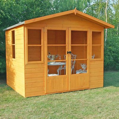 Finewood Milton 8x8ft Summerhouse