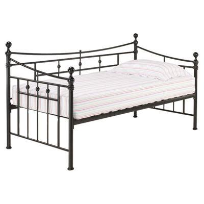 Home Zone Olivia Day Bed Frame - Black