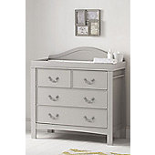 East Coast Toulouse Nursery Dresser