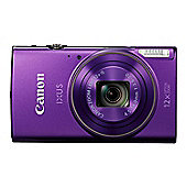 Canon IXUS 285 Compact Camera with 3-Inch LCD Screen - Purple