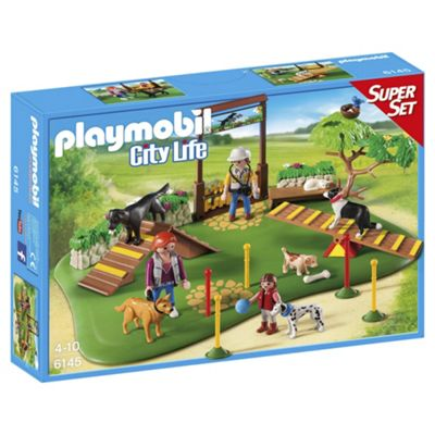 Playmobil 6145 Country Dog Park SuperSet