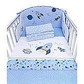 B Baby Bedding Space Dreamer Bed In A Bag Size cot/cot bed