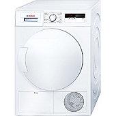 Bosch WTH83000GB 8kg Load Heat Pump Condenser Tumble Dryer, White
