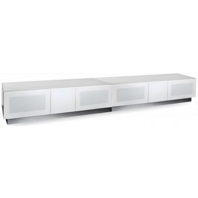 Alphason Element Modular 2500 White for up to 110 inch TVs