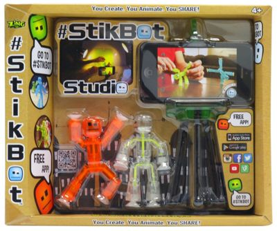 StikBot Studio Set