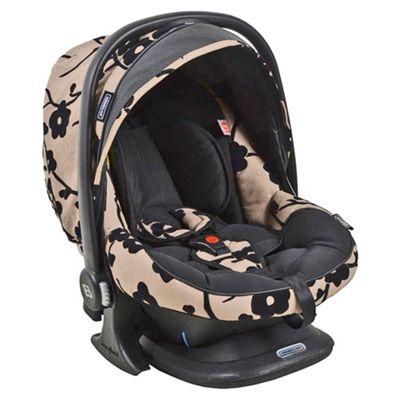 Bebecar Easymaxi Infant Car Seat, Group 0+, Fleur Noir