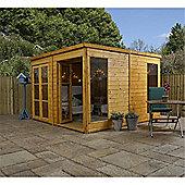 10 x 10 Sutton Pent Summerhouse Garden Wooden Summerhouse (10ft x 10ft)