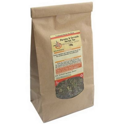 Herbs Hands Healing Parsley & Cornsilk Herb Tea 100g