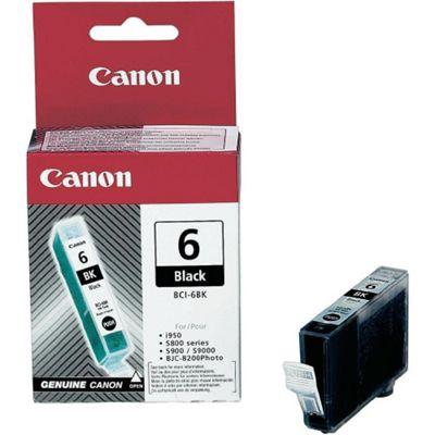 Canon BCI-6BK (Black) Ink Cartridge
