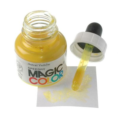 Magic Colour 28ml MC100 Astral Yellow
